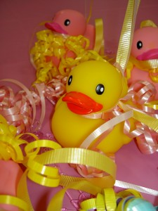Baby Shower Theme - Duckies