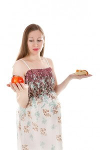 Making healthy food choices during pregnancy