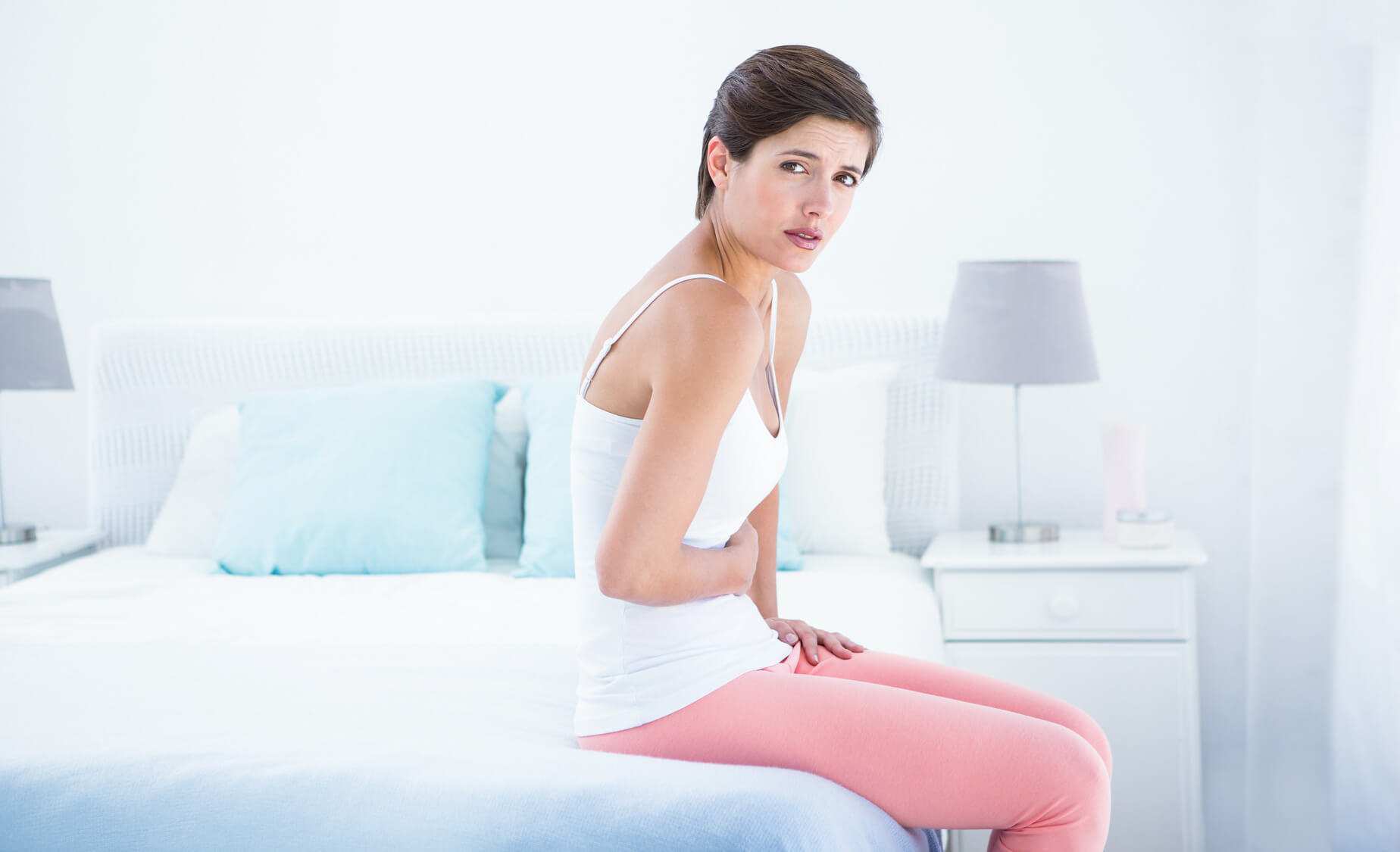 Ablation can help reduce abnormal pain with your period and heavy bleeding.