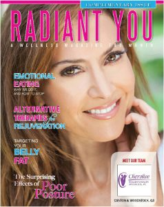 radiant life magazine cover
