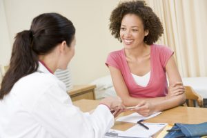 Ask your doctor if it is time for you to get a pap smear.
