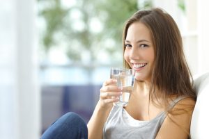It is important to stay hydrated, especially if you have a urinary tract infection.