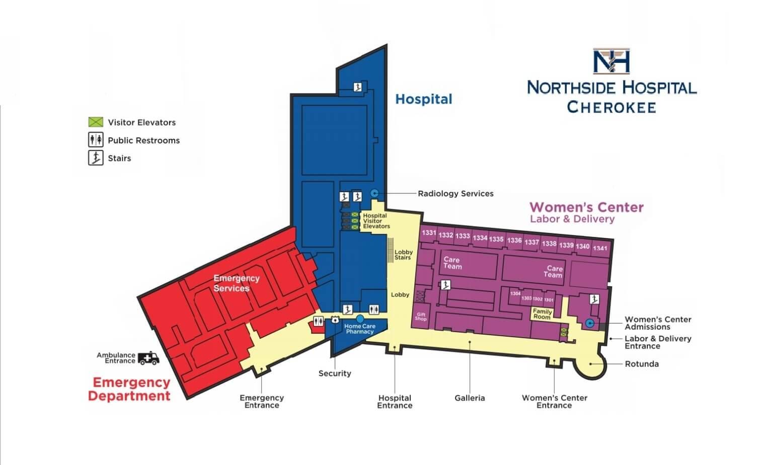 New Northside Hospital Cherokee - Cherokee Women\'s Health