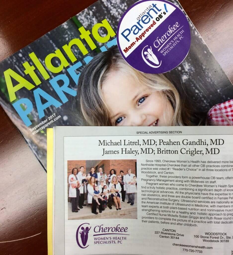 atlanta parent magazine article