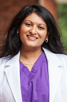 Peahen Gandhi, MD, FACOG, FMPRS photo
