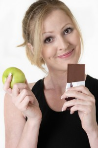 Monitoring gestational diabetes with healthy food choices