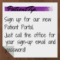 Have You Signed Up for Our Patient Portal Yet?