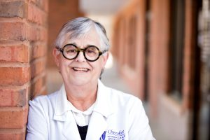 Midwife Ruth Roser