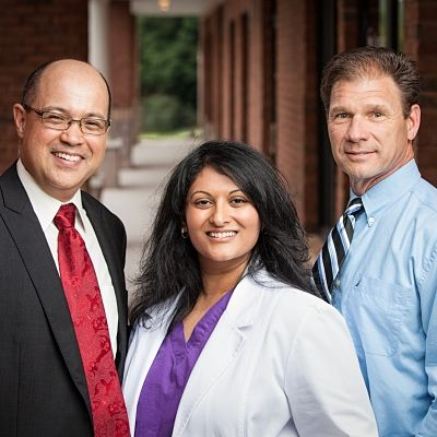 Urogynecologists Drs Litrel Gandhi Haley