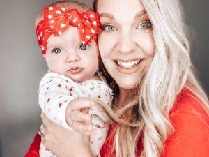 preeclampsia mom and baby photo