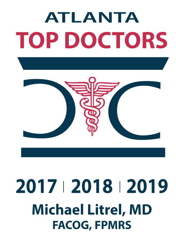 Atlanta Top Doctors Dr. Litrel Award