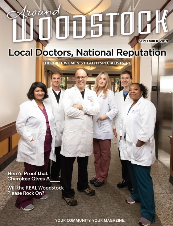 Local Doctors National Reputation Magazine Cover
