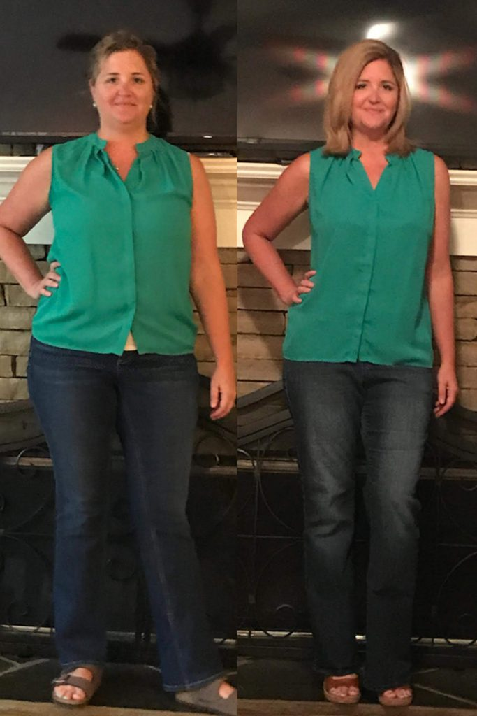 christy-weight loss photo