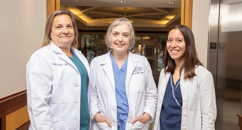 Cherokee Women's Health Midlevels