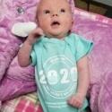 COVID-19 baby photo