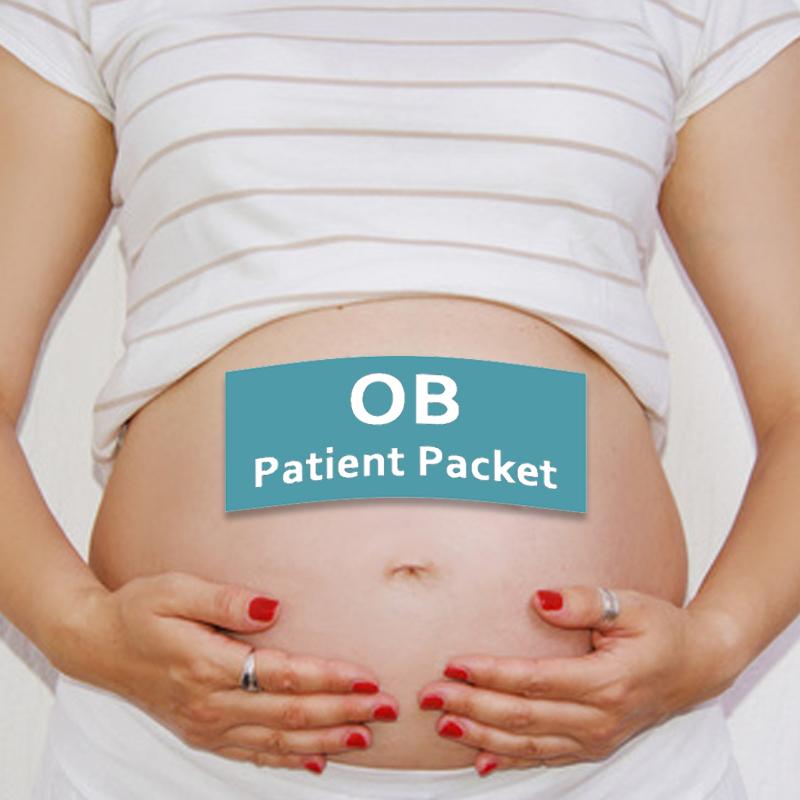 OB Patient Packet eBook
