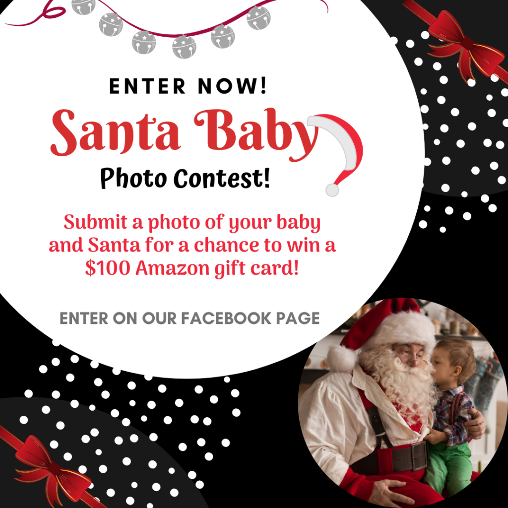 baby contest graphic